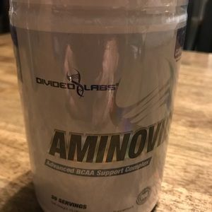 Divided Labs Aminovide Advanced  BCAA Support